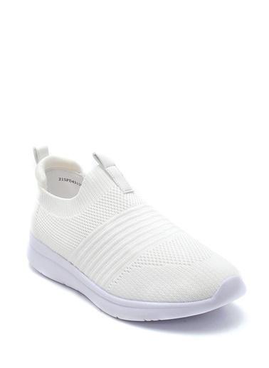 Derimod Kadın Ayakkabı(Oliviia-20207201) Spor Beyaz